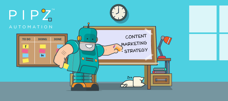 Improve content marketing strategy with process management