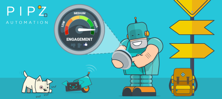 Learn how to use the customer engagement index to measure your users activity