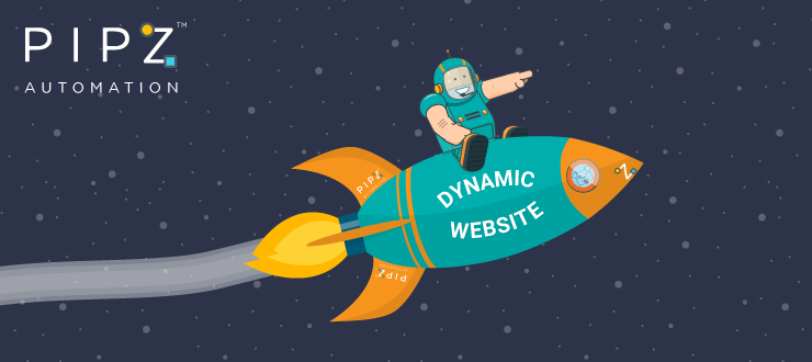 Discover how to skyrocket your conversion rates with dynamic websites