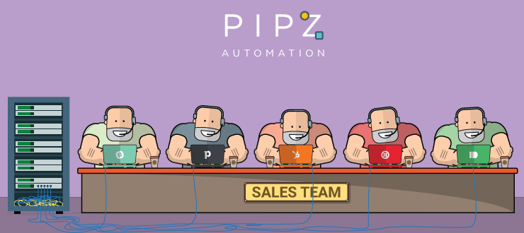 Streamline and improve your sales processes with sales automation and app integrations!